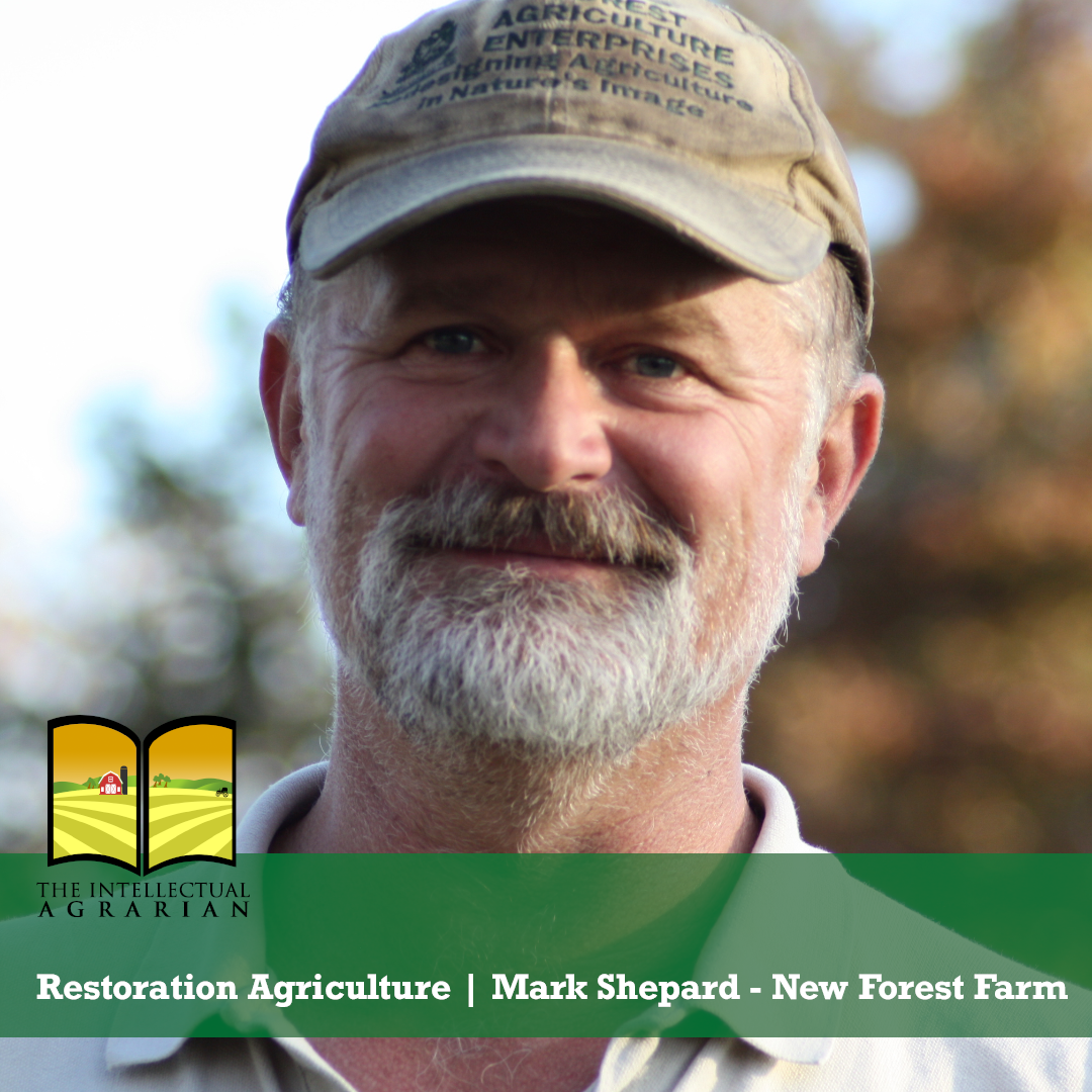 Restoration Agriculture   Mark Shepard – New Forest Farm