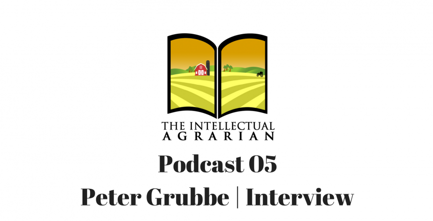 Podcast 05 - Peter Grubbe - Interview